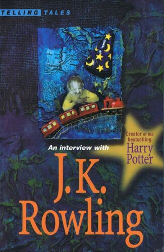 AN INTERVIEW WITH J.K. ROWLING (Harry Potter Author) by Lindsey Fraser