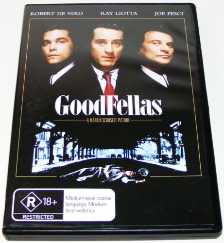 GOODFELLAS--- (DVD, 2007)