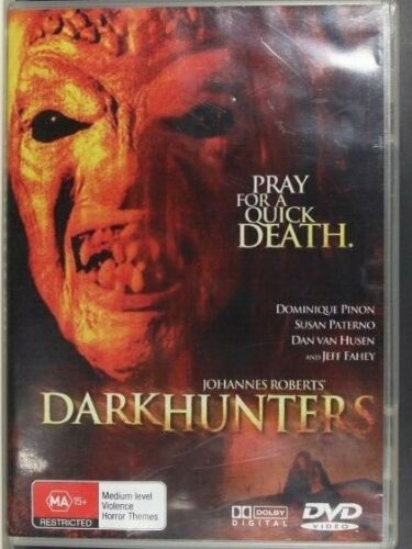 Darkhunters  - Horror Pre-Owned (R4)  (D288)