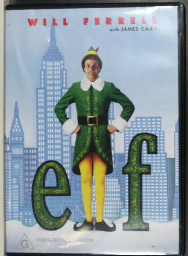 Elf - Will Ferrell  - Pre-Owned (R4) (D286)