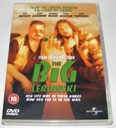 The Big Lebowski (DVD, 1999)