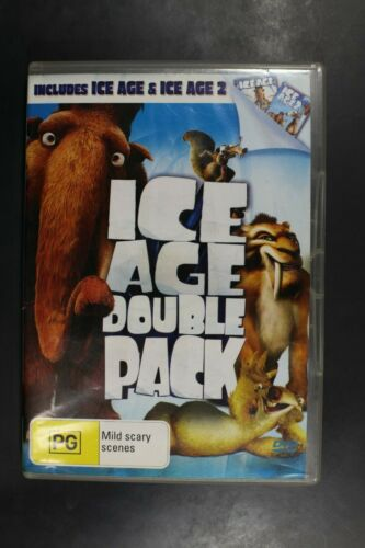 Ice Age / Ice Age 2 The Meltdown [2 Discs] - Pre-Owned (R4) (D294)