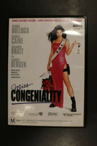 Miss Congeniality - Pre-Owned (R4) (D302)