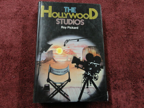 THE HOLLYWOOD STUDIOS  BY  ROY PICKARD ( LARGE HARDCOVER BOOK ) #
