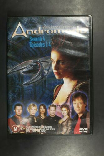 Gene Roddenberry's Andromeda­ - Season 4 Collection   - Pre-Owned (R4) (D305)