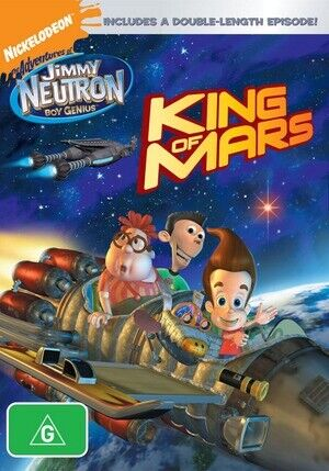 The Adventures of Jimmy Neutron Boy Genius  - Pre-Owned (R4) (D308)