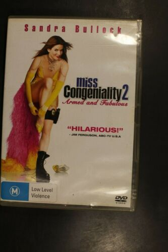 Miss Congeniality 2 - Armed and Fabulous  - Pre-Owned (R4) (D326)