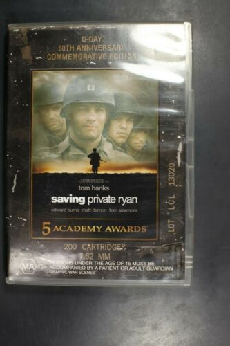 Saving Private Ryan D-Day 60th Anniversary   - Pre-Owned (R4) (D331)