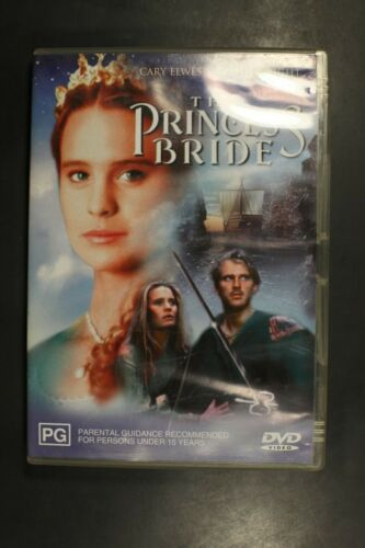 The Princess Bride - Pre-Owned (R4) (D336)