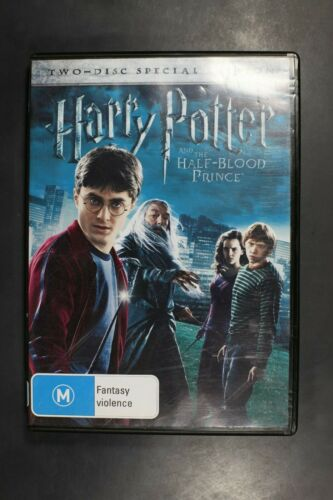 Harry Potter and the Half-Blood Prince - Pre-Owned (R4) (D337)