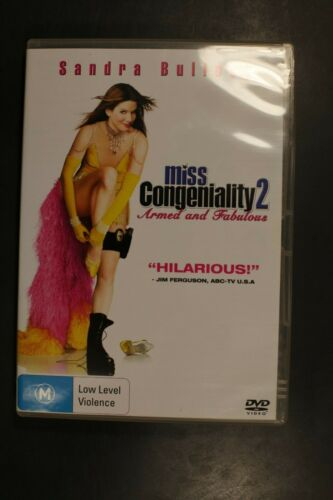 Miss Congeniality 02 - Armed And Fabulous  -  Pre-Owned (R4) (D340)