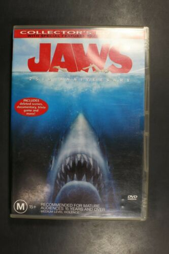 Jaws - (R4) (D345)