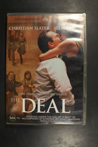 The Deal Christian Slater  -  Pre-Owned (R4) (D353)