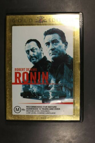Ronin Robert DeNiro Gold Edition 2 Discs  -  Pre-Owned (R4) (D355)