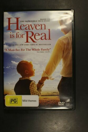 Heaven is for Real - (R4) (D356)