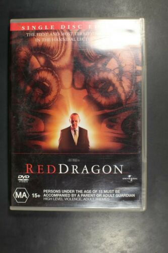 Red Dragon- Pre-Owned (R4) (D357)
