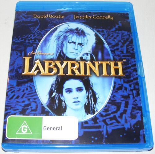 LABYRINTH--- (Blu-ray, 2009)