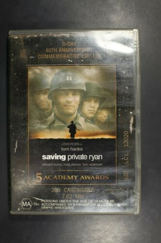 Saving Private Ryan - Pre-Owned (R4) (D362)