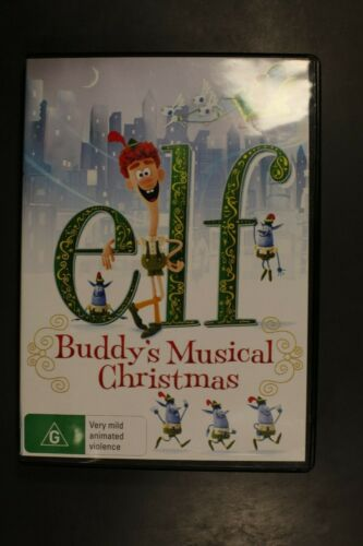 Elf - Buddy's Musical Christmas - Pre-Owned (R4) (D367)