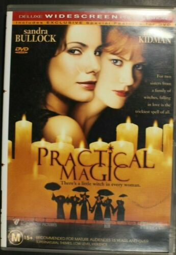 Practical Magic - Pre-Owned (R4) (D368)