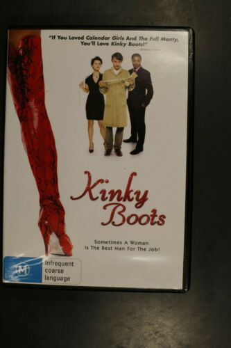 Kinky Boots - Joel Edgerton- Chiwetel Ejiofor - Pre-Owned (R4) (D368)