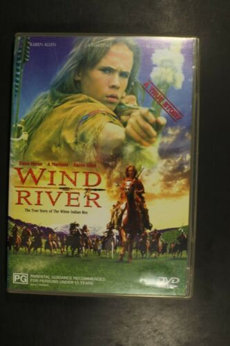 Wind River - Blake Heron A Martinez American Indian Film - Pre-Owned (R4) (D372)
