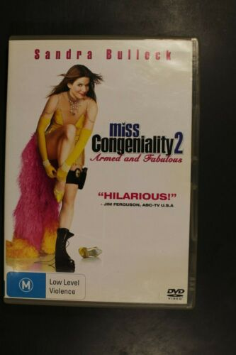 Miss Congeniality 2 - Armed And Fabulous  - Pre-Owned (R4) (D376)