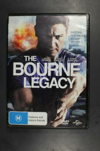 The Bourne Legacy - Jeremy Renner, Rachel Weisz - Pre-Owned (R4) (D381)