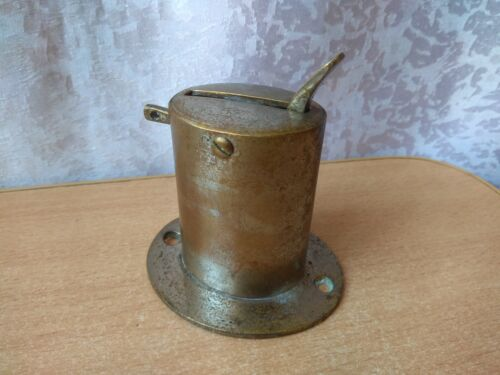 Antique Vintage Bronze Nickel plated Furniture lining Drain mechanism for toilet