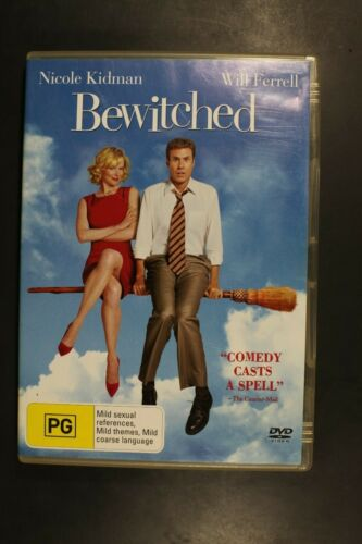 Bewitched - Will Ferrell -  Pre-Owned (R4) (D387)