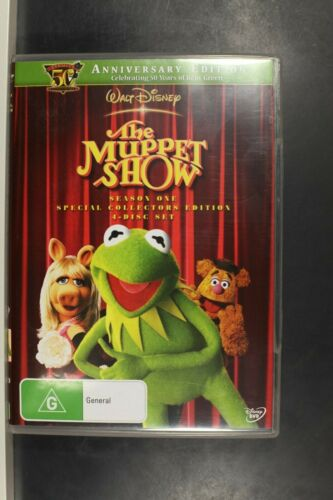 Disney The Muppet Show Season 1 -  Pre Owned (R4) (D395)