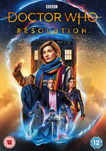 Doctor Who  Resolution BBC Region 4 DVD New Sealed In Stock SALE