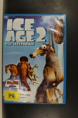 Ice Age 2 - The Meltdown - pre-owned (R4) (D414)