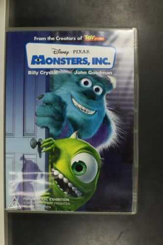 Monsters Inc. - pre-owned (R4) (D418)