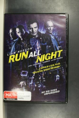 Run All Night - pre-owned (R4) (D419)