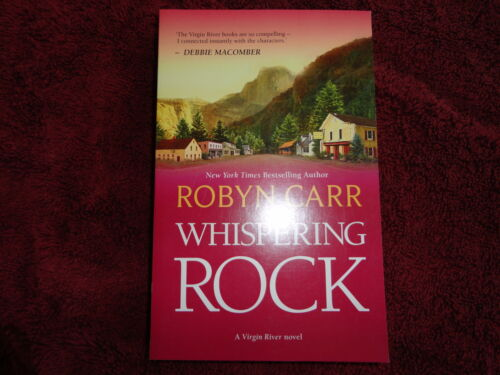 WHISPERING ROCK   BY   ROBYN CARR ( small PB book )