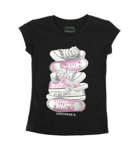 NEW Converse Stacked Sneaker Tshirt