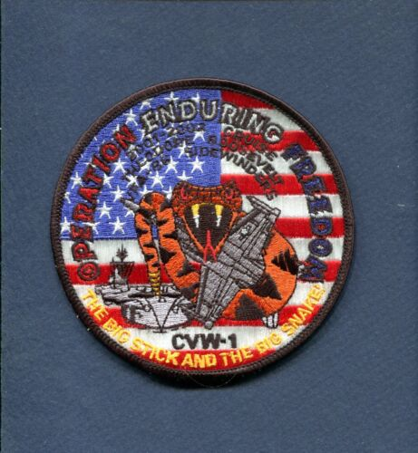VFA-94 MIGHTY SHRIKES US NAVY F-18 HORNET Fighter Squadron Jacket Bullet Patch
