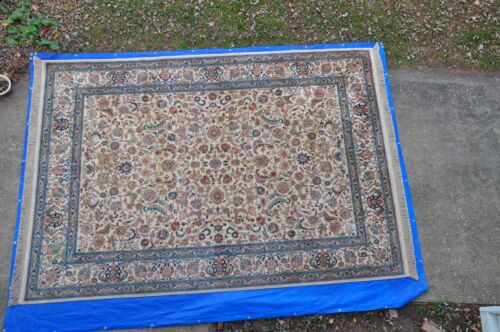 Karastan Rug 700 series 738 Tebriz 10x14 USA Made