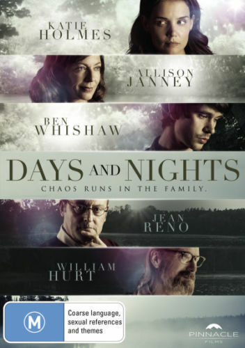 DAYS AND NIGHTS New Dvd KATIE HOLMES WILLIAM HURT ***