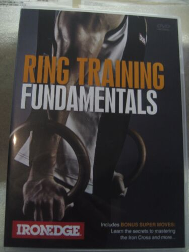 """NEW"" WEIGHT TRAINING...DVD ""RING TRAINING - FUNDAMENTALS"""
