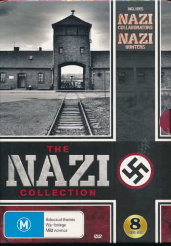 The Nazi Collection 8-disc DVD NEW Region 4