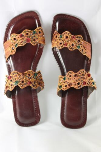 Gorgeous Sandals Hand Crafted Sandals Free Postage