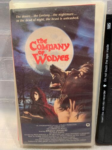 The Company Of Wolves (VHS, 1989)