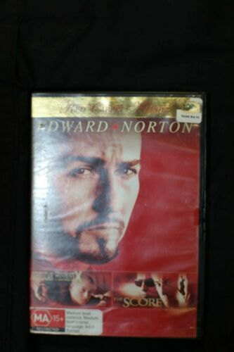 American History X/ The Score, Edward Norton - Pre Owned  (R4) (D432)