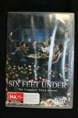 Six Feet Under - Complete Season 3  - Pre Owned - R4 - (D437)