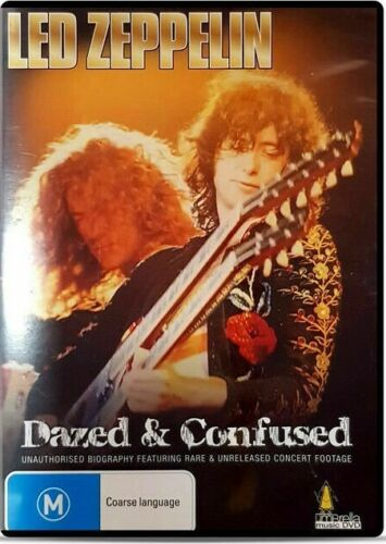 Led Zeppelin - Dazed And Confused  - New Sealed - R4 - (D442)