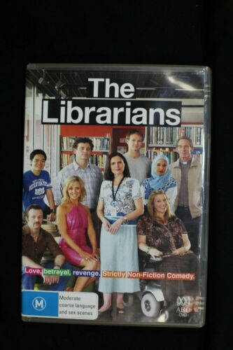 The Librarians ABC Comedy  -Pre Owned - R4 - (D449)