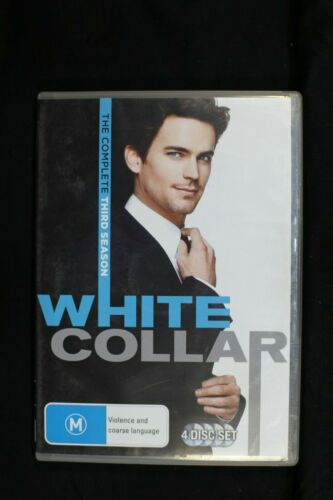 White Collar - Complete Season 3 - Pre Owned - R4 - (D451)