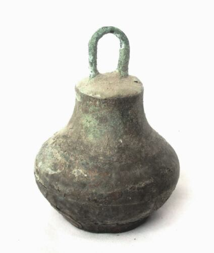 1700's Antique Copper Stuffed Lead Ottoman Turkish Hanging Weight - 1.6kg
